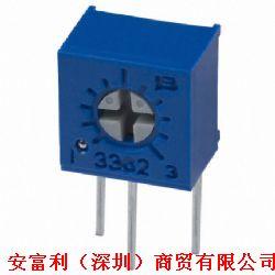 电位计    3362W-1-504LF   可变电阻器产品图片