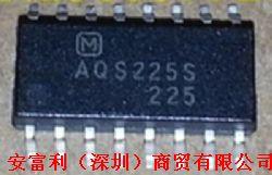 固态继电器   AQS225R2S   表面贴装产品图片