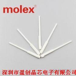 供应莫仕MOLEX连接器343450001 34345-0001接线端子原厂正品现货