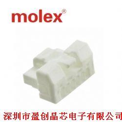 供应美国 MOLEX莫仕连接器 5023800600 502380-0600原厂塑壳