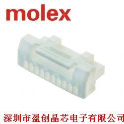供应MOLEX莫莱克斯连接器5023800800 502380-0800塑壳接插件正品
