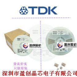 贴片电容1005 1000pF 1nF 50V 0402 102K +/-10% k档 X7R TDK产品图片