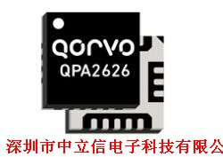 代理QORVO全系列低噪声放大器    QPA2626产品图片