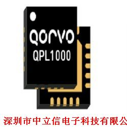 代理QORVO全系列低噪声放大器    QPL1000产品图片