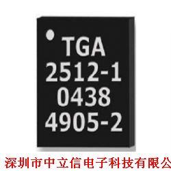 代理QORVO全系列低噪声放大器    TGA2512-1-SM产品图片
