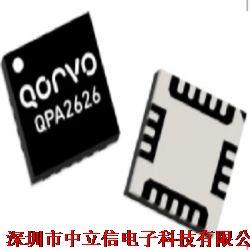 代理QORVO全系列低噪声放大器     QPA2628D