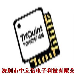 代理QORVO全系列低噪�放大器     TGA2567-SM