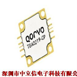 代理QORVO全系列高频放大器     TGA2219-CP产品图片