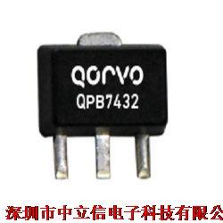 代理QORVO全系列互阻抗放大器    QPB7432�a品�D片
