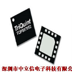 代理QORVO全系列5 GHz Wi-Fi 移动前端模块   TQP887052产品图片