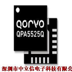 代理QORVO全系列Automotive Power Amplifiers   QPA5525Q产品图片