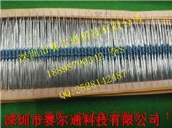 直插金属膜电阻编带300K产品图片