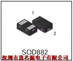 ESD二极管LESD8D5.0CT5G产品图片