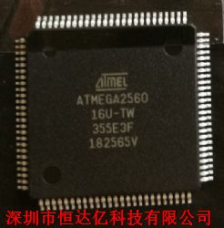 ATMEGA2560-16AU产品图片