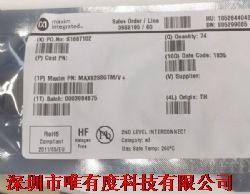 MAX9288GTM/V产品图片